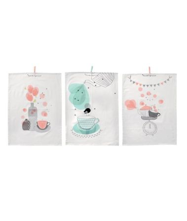 Bloomingville MARIE KITCHEN TOWEL