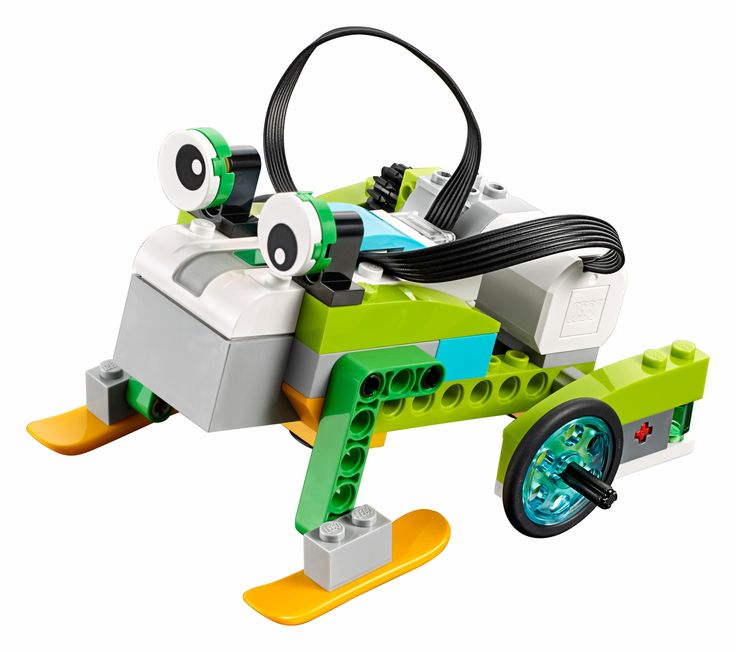 LEGO Education is launching a new version of its WeDo robotics kit for elementary school students at CES today. Just like its predecessor, WeDo 2.0 is meant..