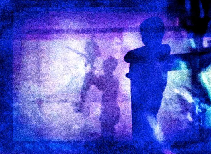 """Video still from """"No In No Cent"""" (2013) by Aris Michalopoulos"""
