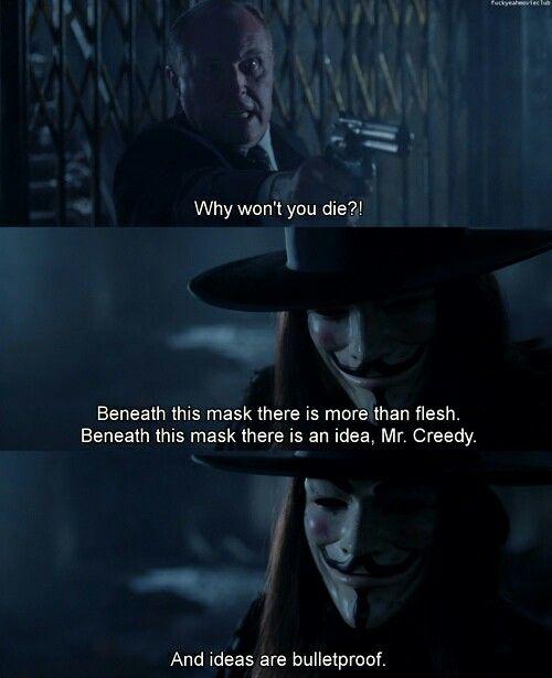 V For Vendetta Quotes Delectable 249 Best V For Vendetta Images On Pinterest  V For Vendetta