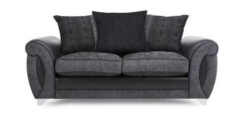 Alessa 2 Seater Pillow Back Deluxe Sofa Bed Talia | DFS