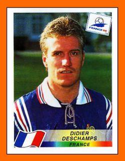 Avant Didier Deschamps était de l'autre côté du ballon, mais ça c'était avant...