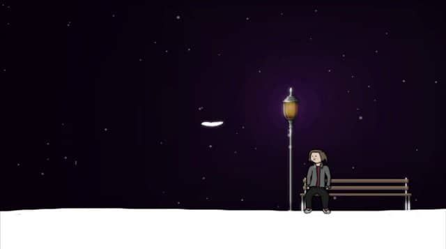 Animated with After Effects in 2009 by August Lundberg