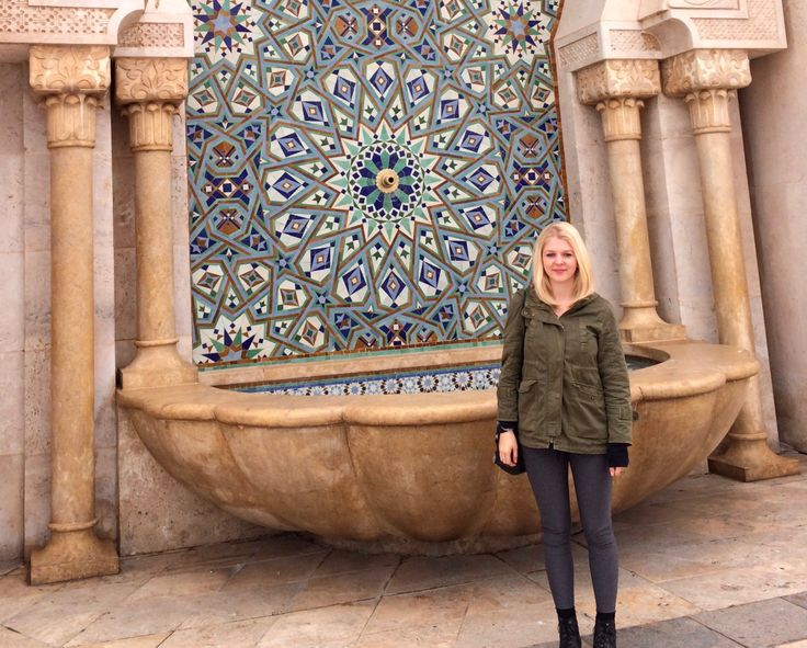 Casablanca Marokko Rundreise Mosaik