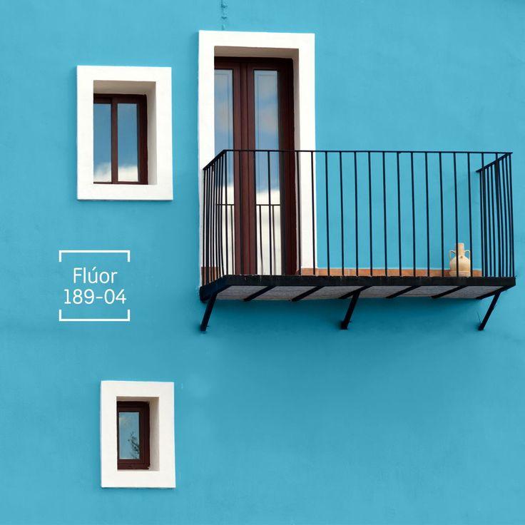 356 best color images on pinterest color palettes house - Colores azules para paredes ...