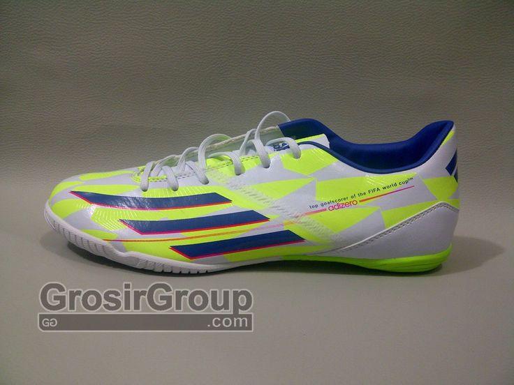 Futsal Adidas F50 Adizero Supernatural Green [replika import]