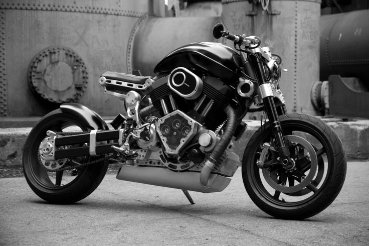 Never really been a motorcycle guy, but goodness I want to own one of these!X132Hellcat, Conf Motorcycles, Mighty Motorcycles, Conf Hellcat, Custom Motorcycles, X132 Hellcat, Conf X132, Conf Motors, Hellcat X132