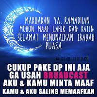 Kumpulan DP BBM Menyambut Datangnya Puasa Ramadhan 1437H/ 2016