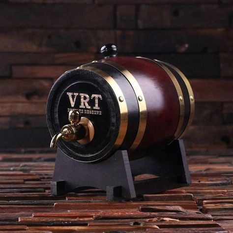 Cool Groomsmen Gifts Personalized Whiskey Barrel – All Things Etching