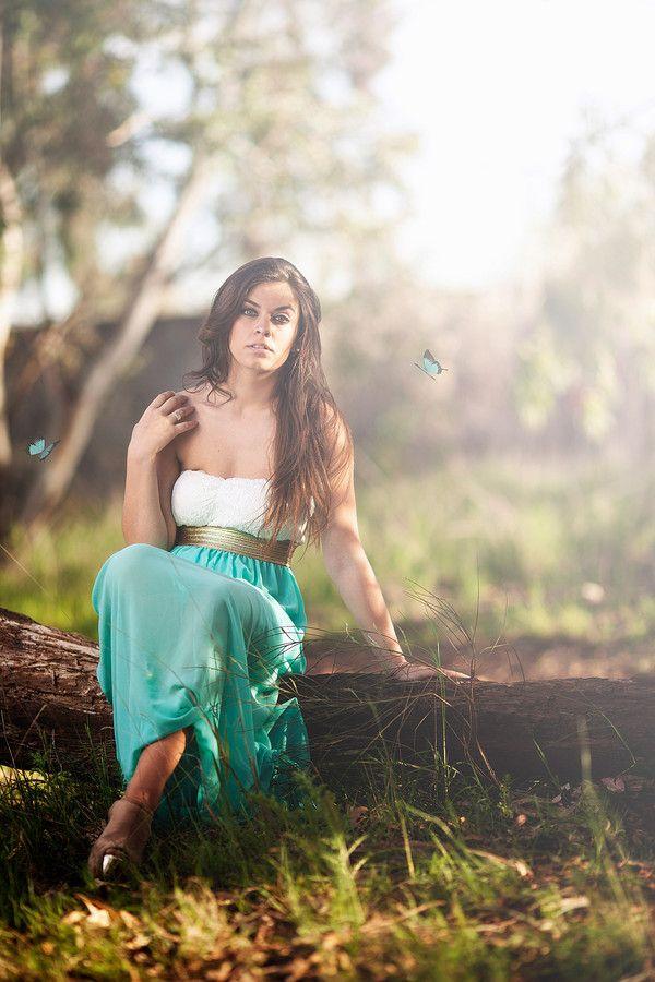 Veronica Butterflies by Miguel Jimenez de Cisneros on 500px