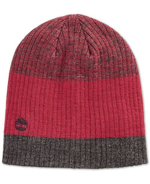 2d3c1221 Timberland Men's Heat Retention Marled Slouchy Beanie, Created for Macy's &  Reviews - Hats, Gloves & Scarves - Men - Macy's