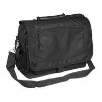 Technology Marketing Nylon Laptop Carrying Case (Black) (TRAVL0055)