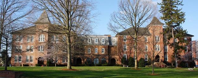 Bridgewater College in Virginia