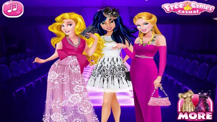 Disney Princess Games BFFs Hot Runway Collection