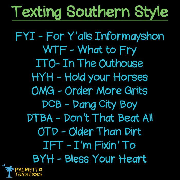 Print out this saying for photo booth Prop sign  Texting Southern Style