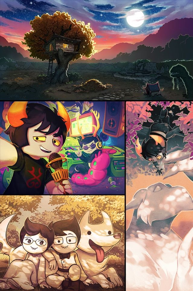 Homestuck Adventure Game by MS Paint Adventures — Kickstarter