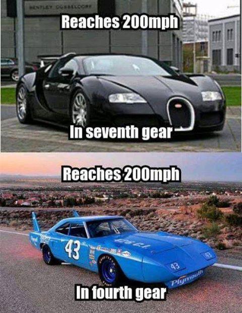 Muscle Car Memes: Reaches 200mph... - https://www.musclecarfan.com/muscle-car-memes-reaches-200mph/ #musclecars