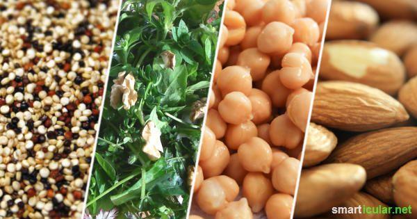Mit diesen Nahrungsmitteln ist es ein Leichtes, deine Ernährung etwas veganer zu gestalten!