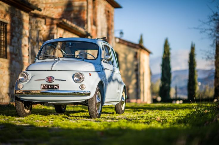 Is The Fiat 500 The World's Most Charming Car? - Petrolicious