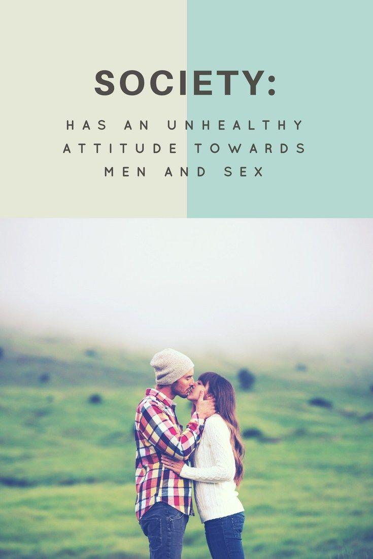 attitude towards men and sex