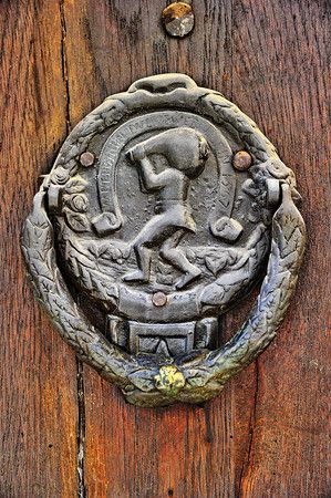 Door knockers and doors on pinterest - Dragon door knockers for sale ...