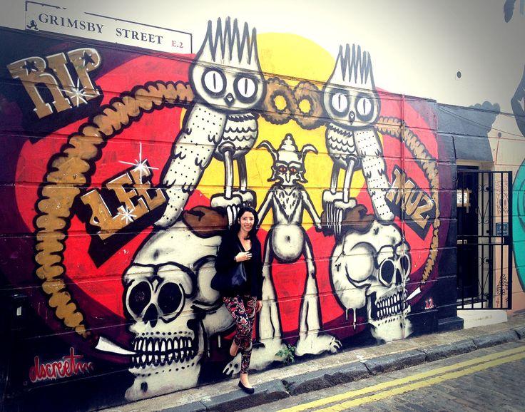 London baby... BrickLane