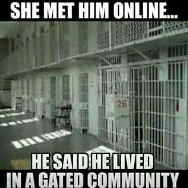 13 best memers images on pinterest adult humor animals and funny be wary of who you meet online and what information you give them fandeluxe Images