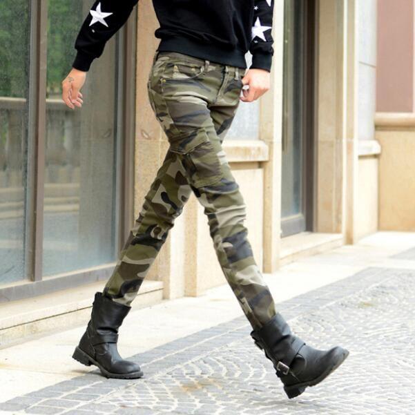 Goedkope Camouflage Jeans Vrouwen Slim Fit Leger Jeans 2017 Nieuwe Mode Dames Camo Print Jeans Denim Broek Gratis Verzending, koop Kwaliteit jeans rechtstreeks van Leveranciers van China: &