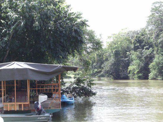 Black Orchid Restaurant - on the way to San Ignacio