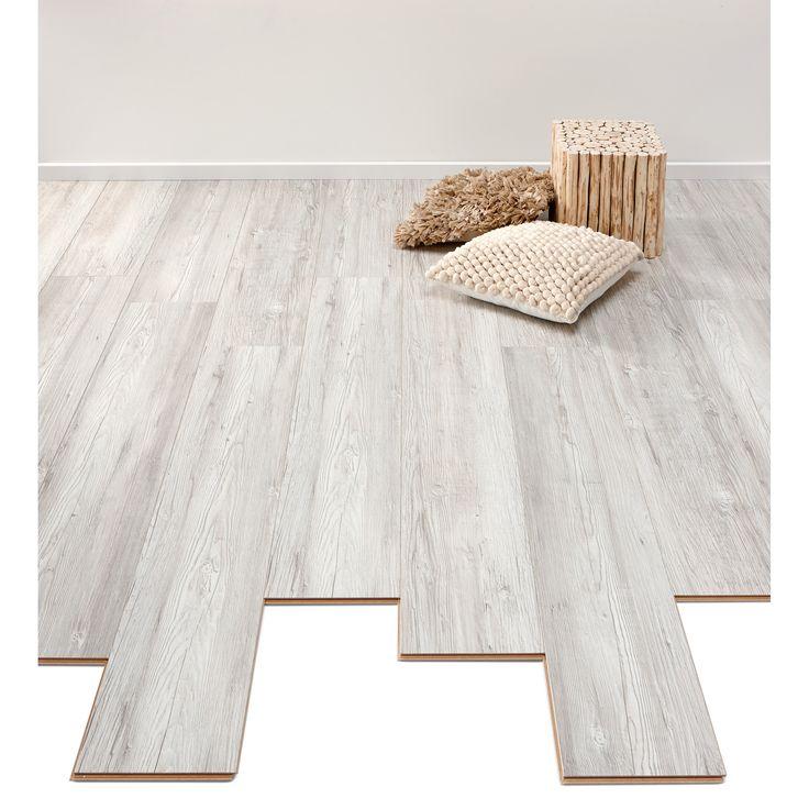 Laminaat Woodville grijs / grene > https://www.kwantum.nl/vloer/laminaat #vloer #laminaat #wonen #interieur #kwantum
