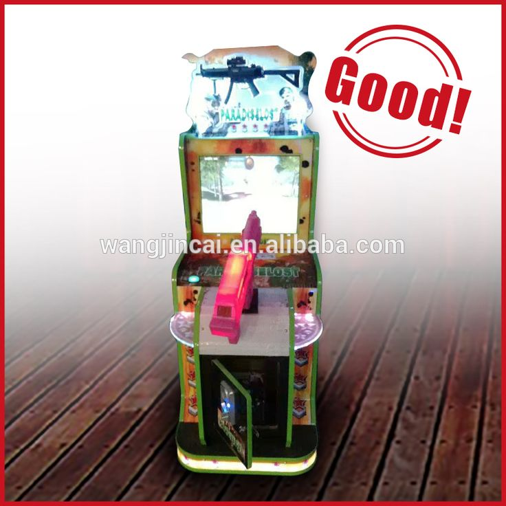 arcade machines coin pusher Aliens Extermination shooting game machine/Extraordinary shooting gun game for sale slot machine