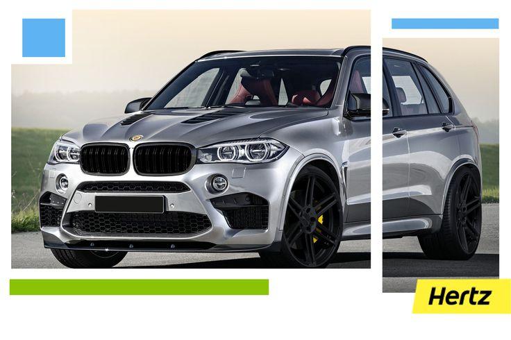 Manhart Racing показали 750-сильный BMW X5 M. Автомобиль получил накладку переднего бампера, черные «ноздри» решетки радиатора, вентилируемый карбоновый капот, карбоновые корпуса наружных зеркал, измененный задний диффузор, спортивную выхлопную систему, а также 23-дюймовые колесные диски. Мощность 4,4-литровой твинтурбо «восьмерки» была увеличена с 575 до 750 л. с. Крутящий момент прибавил сразу 250 Нм и достиг цифры в 1000 Нм #hertzfacts