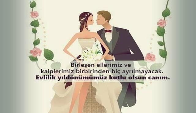 Romantik Evlilik Yildonumu Sozleri Evlilik Tebrik Mesajlari Yildonumu Resimleri Yildonumu Sozleri Evlilik