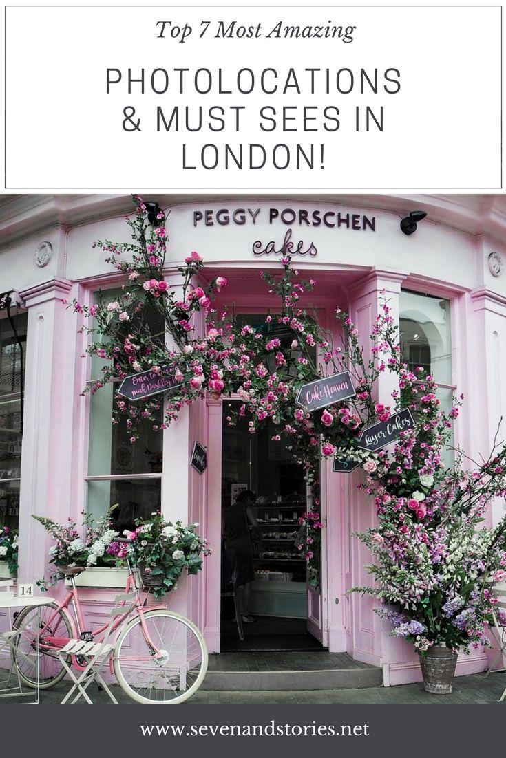 London hat so viele umwerfende Fotolocations und Must Sees zu bieten. Abseits der üblichen Touristenwege habe ich meine Top 7 der wunderschönsten Locations für euch.  Must Sees in London, Fotolocations, Photography, Lavendelfeld, Peggy Porschen, Notting Hill, Hampstead, Pimlico, Sights in London, Reisen, Travel, Travelling, Verreisen, Reisetipps, Travel Guide, Traveltips