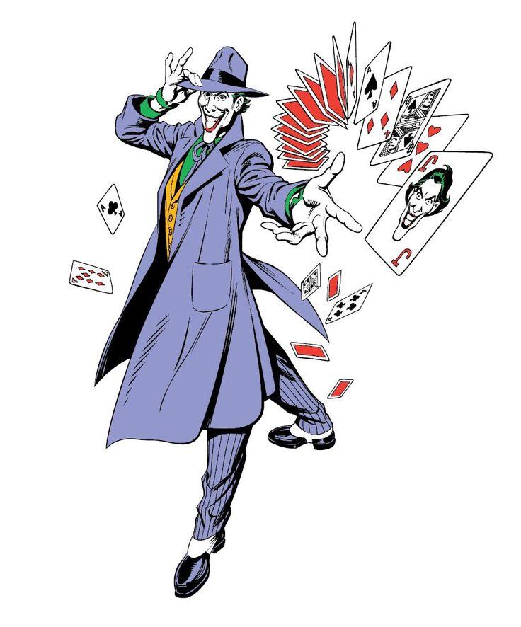 SPACESHIP ROCKET, The Joker by José Luis García-López