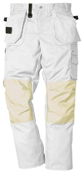 Kansas ProStretch bukser, hvid - 2. sortering - Kun 199,-/par! Restparti - sælges så længe lager haves!