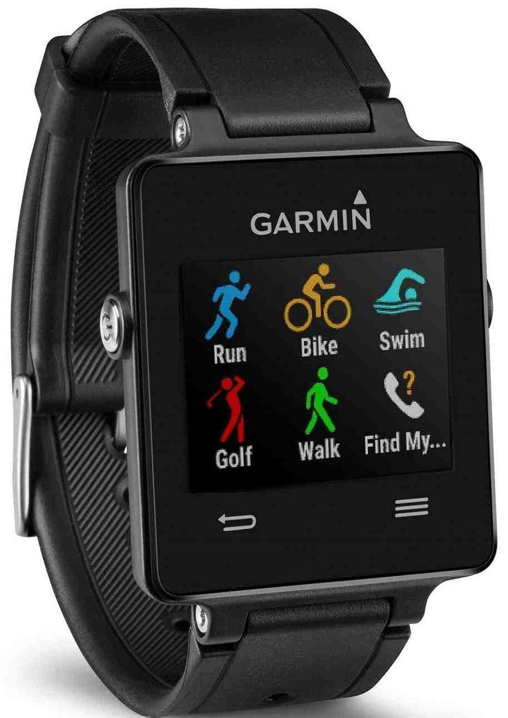 New Garmin Triathlon Watch