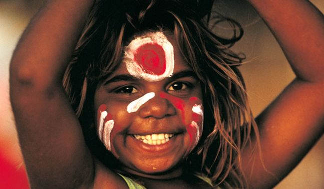 Aboriginal Images – A Cultural Lesson for Years 3/4 on http://www.australiancurriculumlessons.com.au
