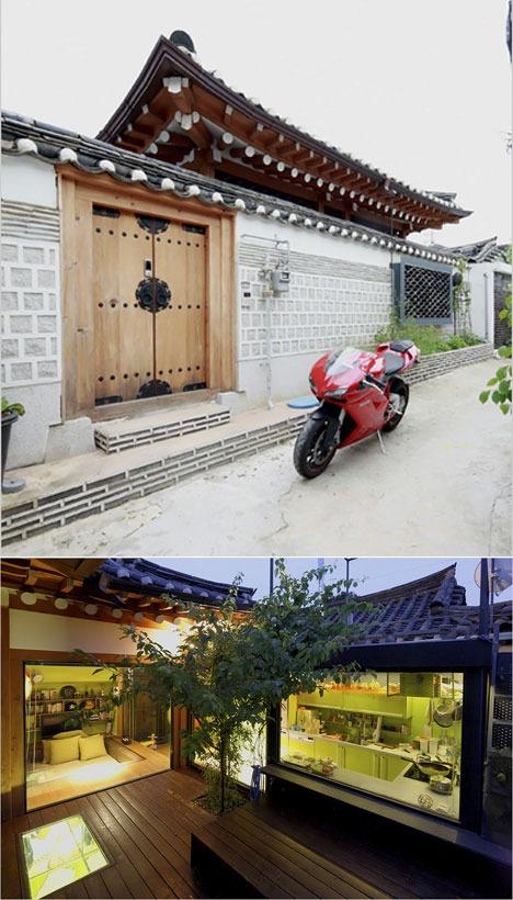 Italian-Korean design fusion, Seoul
