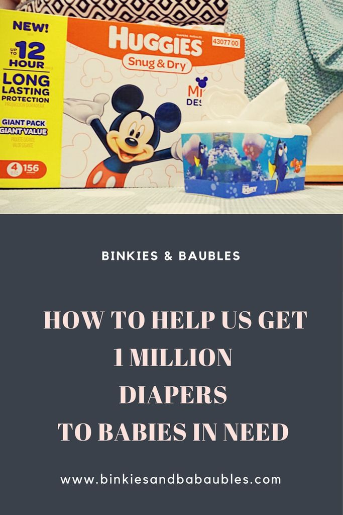 How To Help Us Get 1 Million Diapers to Babies in Need Now with @Huggies and @Kroger >>https://ooh.li/0f5f3c6<< #diaperneed #nobabyunhugged #babies #newmom #motherhood