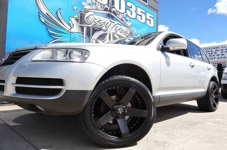 Volkswagen Touareg Rims Amp Mag Wheels Volkswagen Touareg