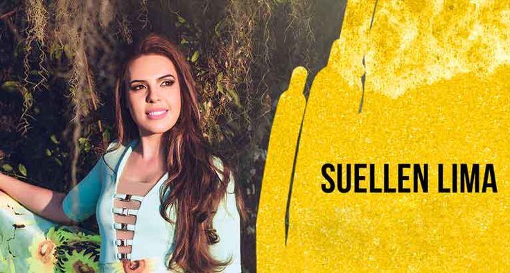 """Suellen Lima é a próxima cantora a participar de mais um vídeo """"Lyric Video"""". Assista abaixo o preview do clipe """"Brilha Deus""""."""