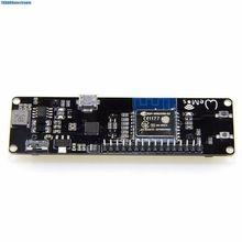 ESP8266 + 18650 Battery Holder/Charger