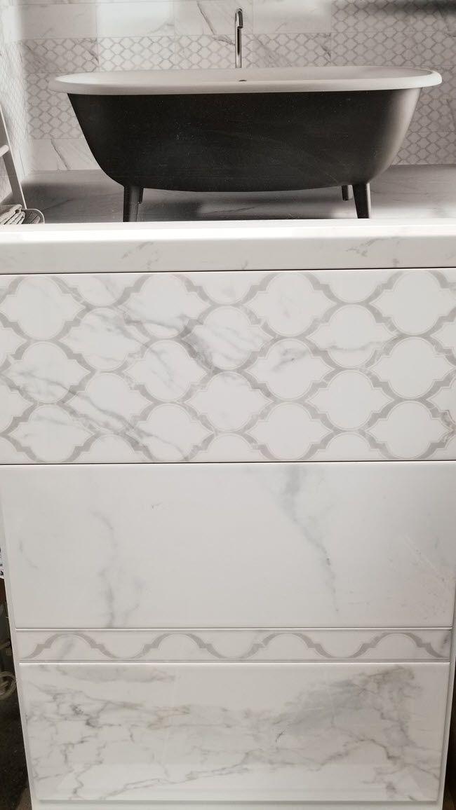 Feast Your Eyes On Marble Look Porcelain Tile Marble Look Tile