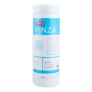 Personal Edge : Urnex 12-MILK20-04 Rinza® Milk Frother Cleaner 120 ml