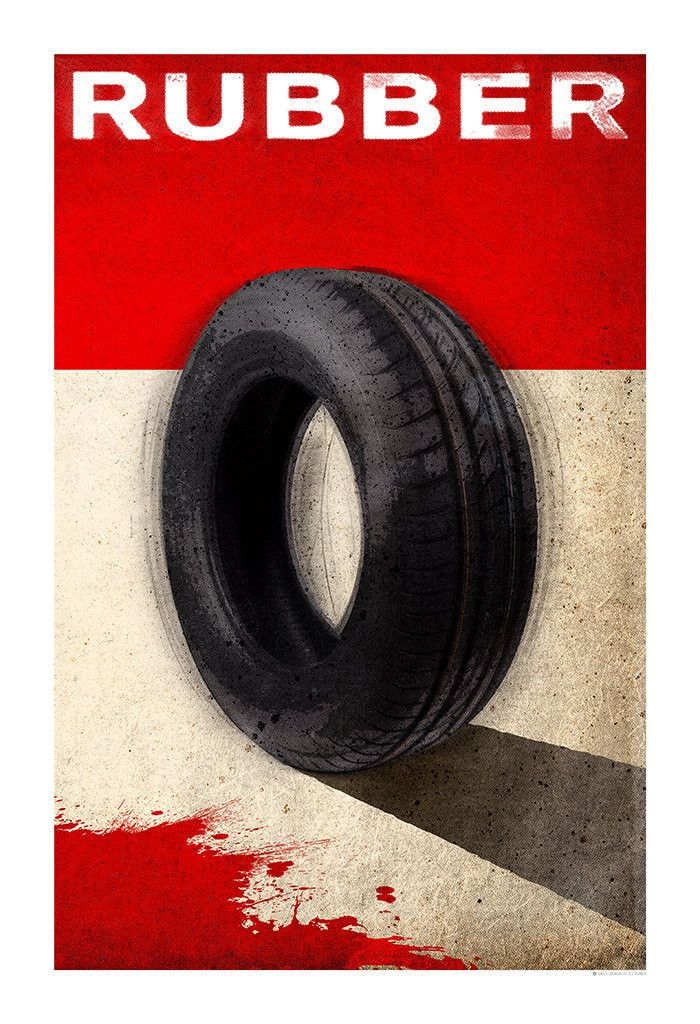 Tire from Rubber Movie