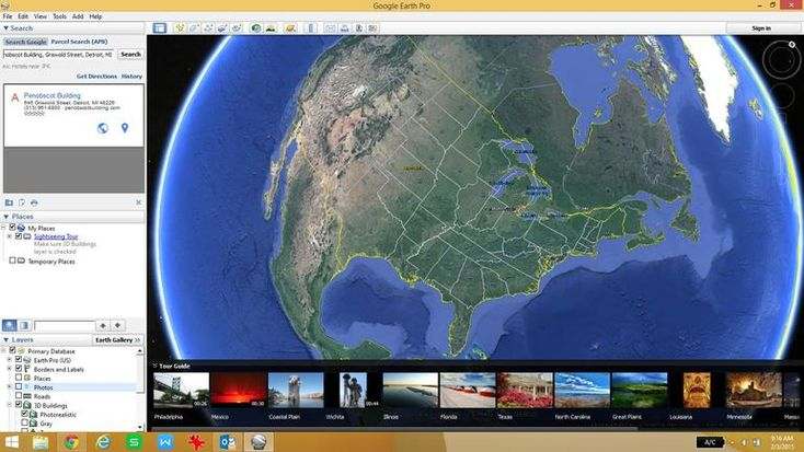 Get Google Earth Pro for free  The Pro version of everyone's favorite virtual globe used to cost $399 -- per year! Now it's free. Freeeeee!      by Rick Broida     @cheapskateblog     February 3, 2015 6:35 AM PST