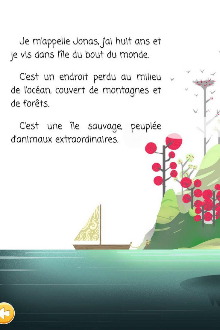 Imagica - L'île du bout du monde(s) une histoire qui se modifie en fonction de la météo ! http://app-enfant.fr/application/lile-bout-monde-histoire-evolutive-jeune-lecteur/ #CoupDeCoeur #Lire #Lecture