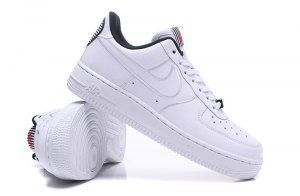5be41442fbb5 Mens Womens Nike Air Force 1 Low Lunar New Year White Habanero Red AJ8298  100 Running Shoes