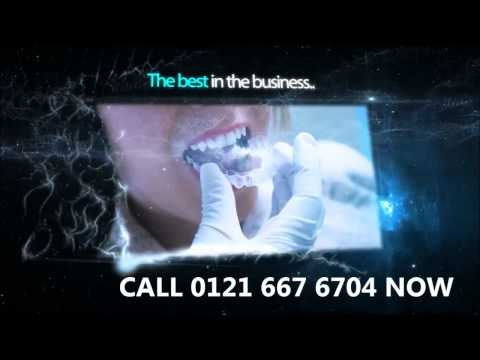 http://www.youtube.com/watch?v=e2XR8Pa7uec  At The Private Dentist Birmingham City Centre Practice We Specialise In Dental Implants, Cosmetic Dentistry, Veneers, Crowns, Cerec, Orthodontics, Braces, Invisalign, Clearstep, Zoom, Teeth Whitening & 24 hour Emergency Dental work.